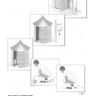 DD4D0-1 Sanitation ladder (Artist: Chatterton, Ken)