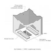 EMS 05 Shallow latrine (Artist: Chatterton, Ken)