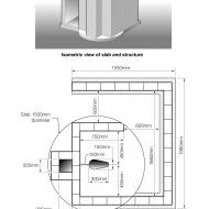 40 Blair VIP latrine (Artist: Chatterton, Ken)