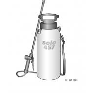 Hand compression sprayer ES-DL 59 (Artist: Chatterton, Ken)