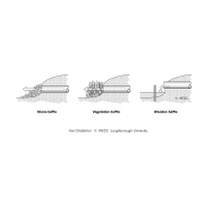 Outlet baffles ES-DL 40 (Artist: Chatterton, Ken)