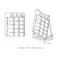Pocket charts ES-DL 50 (Artist: Chatterton, Ken)