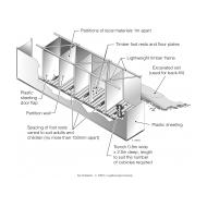 Trench latriines 01 EDIE V6 (Artist: Chatterton, Ken)