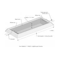8-7 Locally constructed underground sedimentation tank (Artist: Chatterton, Ken)