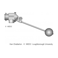 9-3F Ball float valve (Artist: Chatterton, Ken)