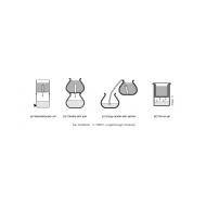 Ceramic candle filters v1 (Artist: Chatterton, Ken)
