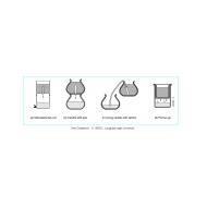 Ceramic candle filters v2 (Artist: Chatterton, Ken)