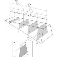 03-34 Measuring volumes using principles trapezoidal rule (Artist: Chatterton, Ken)