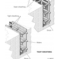 04B WS TN04 Open sheathing and tight sheathing (Artist: Chatterton, Ken)