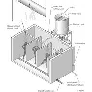 07-06 Simple shower room (Artist: Chatterton, Ken)