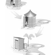 D4 D02 Sanitation ladder v2 (Artist: Chatterton, Ken)