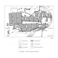 03-U12 F09 Plan of sewer network (Artist: Chatterton, Ken)