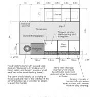 Menstruation washrooms plan v1 (Artist: Chatterton, Ken)