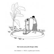 WLC0210 The Blair bucket pump (Artist: Chatterton, Ken)