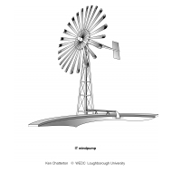 WLC0214 IT windpump (Artist: Chatterton, Ken)