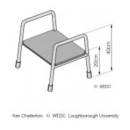 DP 2-5 Stool (Artist: Chatterton, Ken)