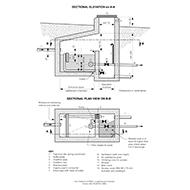 Typical inspection chamber (Artist: Chatterton, Ken)