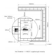 Blair VIP latrine-plan (Artist: Chatterton, Ken)