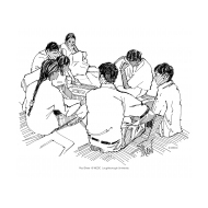Group discussion (Artist: Shaw, Rod)