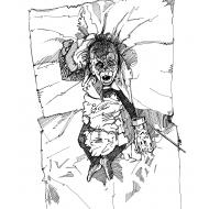 Chronically sick child v1 (Artist: Shaw, Rod)