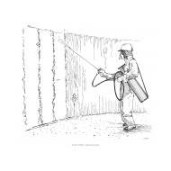IRS spraying (Artist: Shaw, Rod)