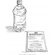 Oral rehydration salts (Artist: Shaw, Rod)