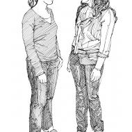 Social distancing v1 (Artist: Shaw, Rod)