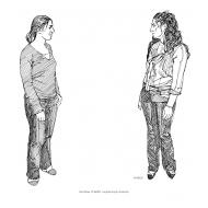 Social distancing v2 (Artist: Shaw, Rod)