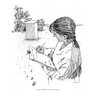 Sanitary surveying (Artist: Shaw, Rod)