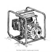 A centrifugal pump (Artist: Shaw, Rod)