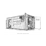 Container housed mobile water treatment plant (Artist: Shaw, Rod)