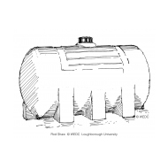 Rigid metal or plastic storage tank (Artist: Shaw, Rod)