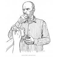 Taking pills regularly (Artist: Shaw, Rod)