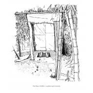 Simple pit latrine v2 (Artist: Shaw, Rod)