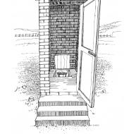 Bucket latrine 1 (Artist: Shaw, Rod)