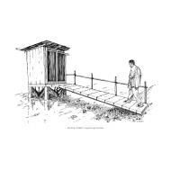 Overhanging latrine 1 v2 (Artist: Shaw, Rod)