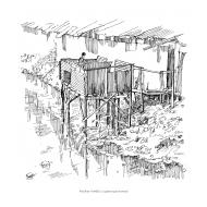 Overhanging latrine 2 (Artist: Shaw, Rod)