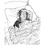 Extreme stress - sleep disturbance (Artist: Shaw, Rod)