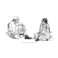 Listening attentively (Artist: Shaw, Rod)