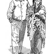 Seeking help (Artist: Shaw, Rod)