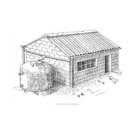 Rainwater collection 5 (Artist: Shaw, Rod)