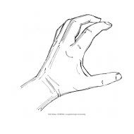 Hand (Artist: Shaw, Rod)