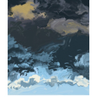 Storm-clouds - colour (Artist: Shaw, Rod)