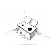 Latrine seat - double (Artist: Shaw, Rod)