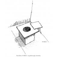 Latrine seat - single (Artist: Shaw, Rod)