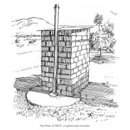 VIP latrine - offset (Artist: Shaw, Rod)