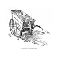 Solid waste handcart (Artist: Shaw, Rod)