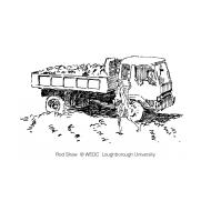 Waste truck (Artist: Shaw, Rod)