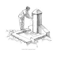 Handwashing at a public standpost (Artist: Shaw, Rod)