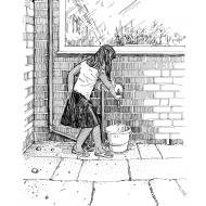 Yard tap-1 (Artist: Shaw, Rod)